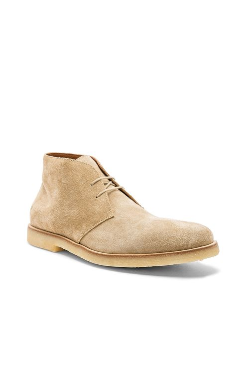 Common Projects Suede Chukka