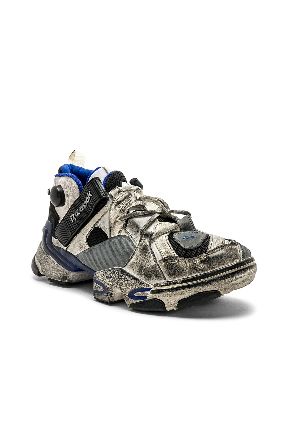 1e1aeffffb7754 Buy Original VETEMENTS x Reebok Genetically Modified Pumps at ...