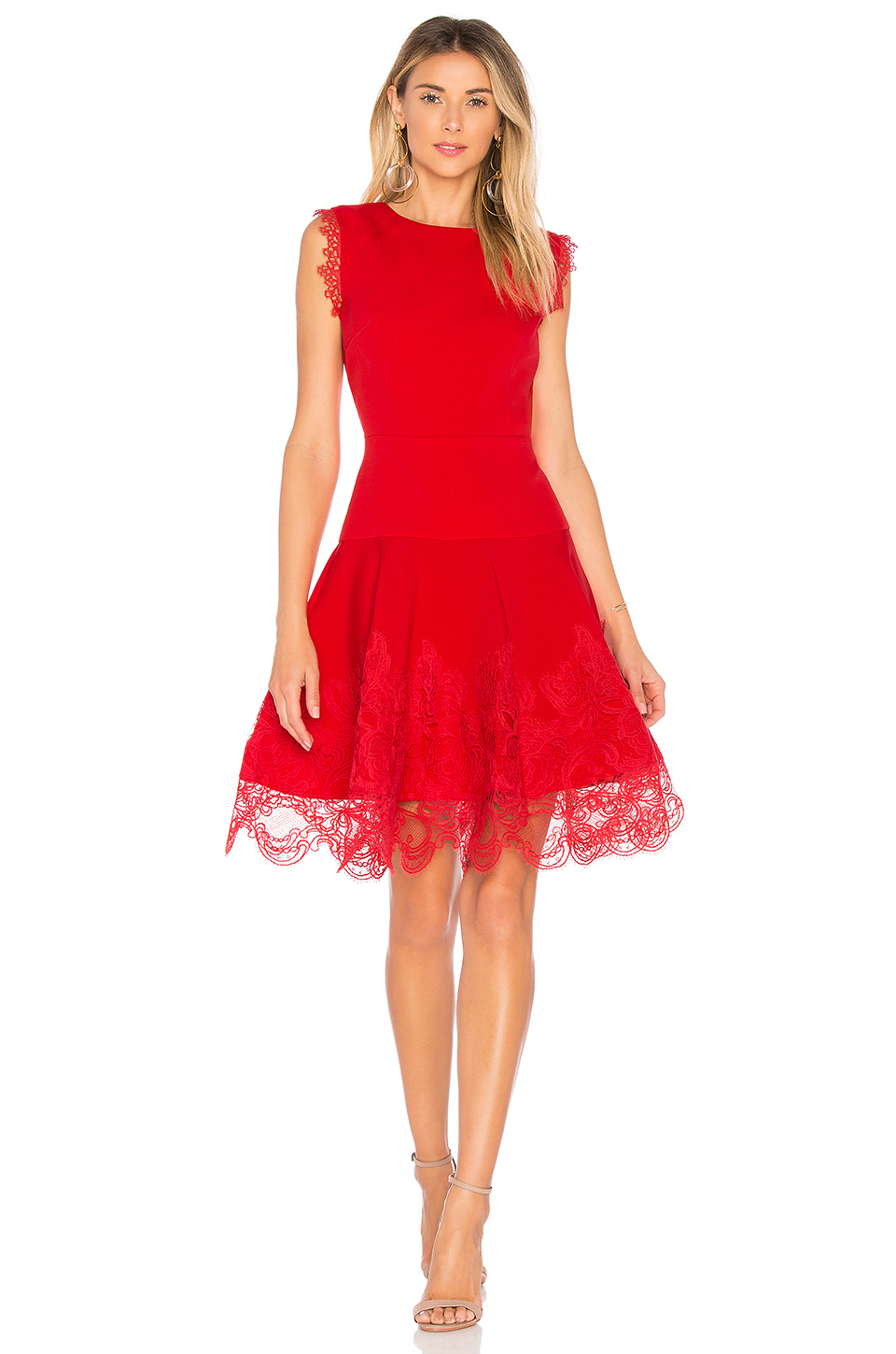 36a94074aa Buy Original Bronx and Banco Antonia Red Dress at Indonesia