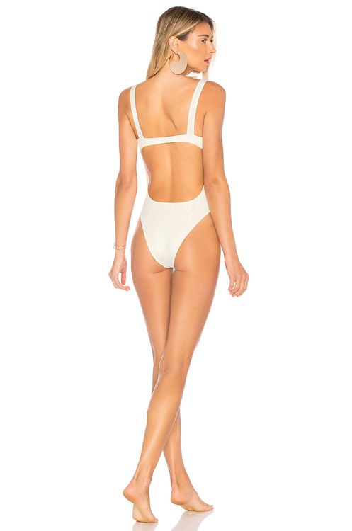 Solid & Striped The Hailey One Piece