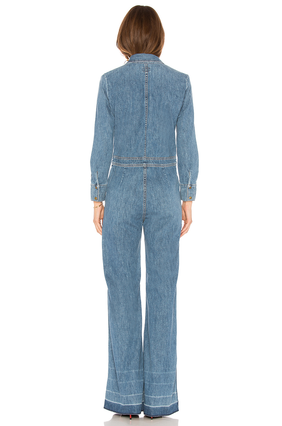 76a635ef8462 Buy Original Citizens of Humanity Farrah 70s Jumpsuit at Indonesia ...