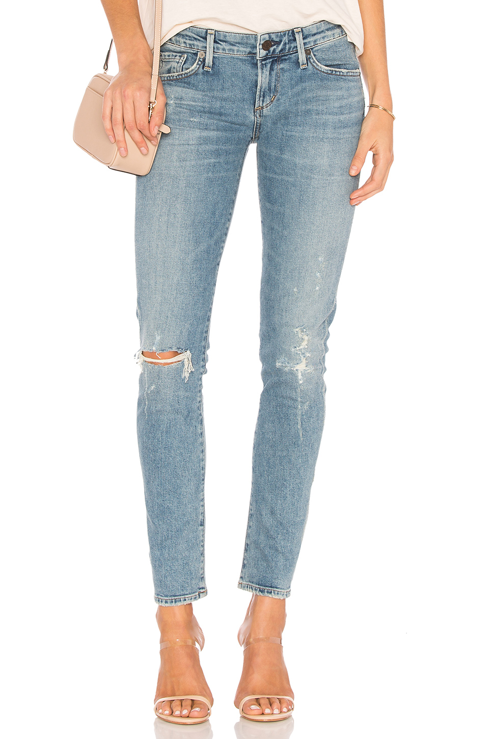 Citizens of Humanity Racer Low Rise Skinny