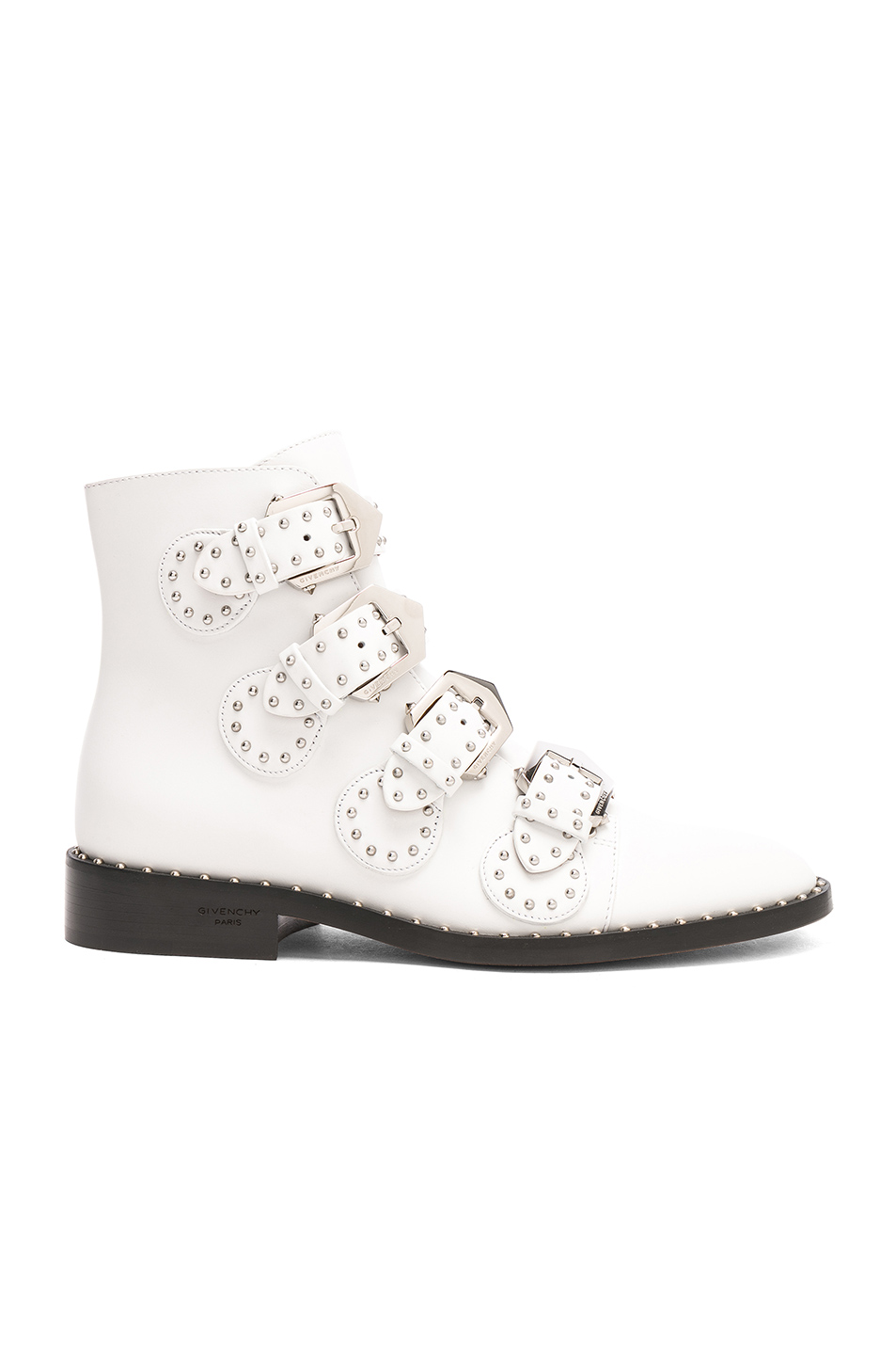 3213a29146b6b Jual Givenchy Leather Elegant Studded Ankle Boots - 100% Original ...