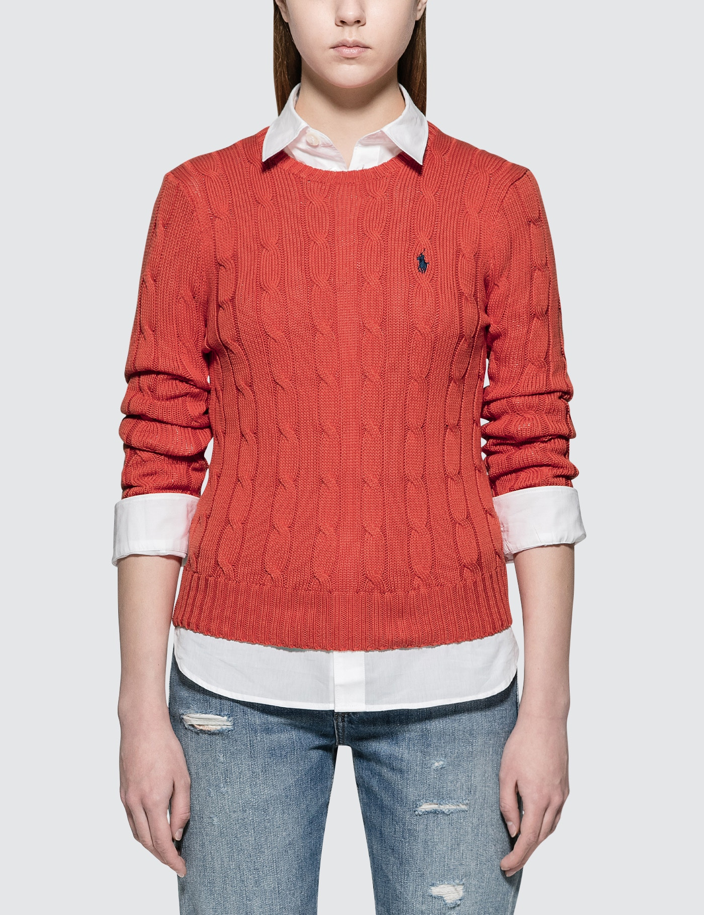 d4df195e99eb Buy Original Polo Ralph Lauren Julianna Sweater at Indonesia