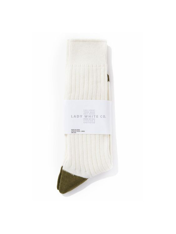 Lady White Co. Lady White Co. Socks Natural