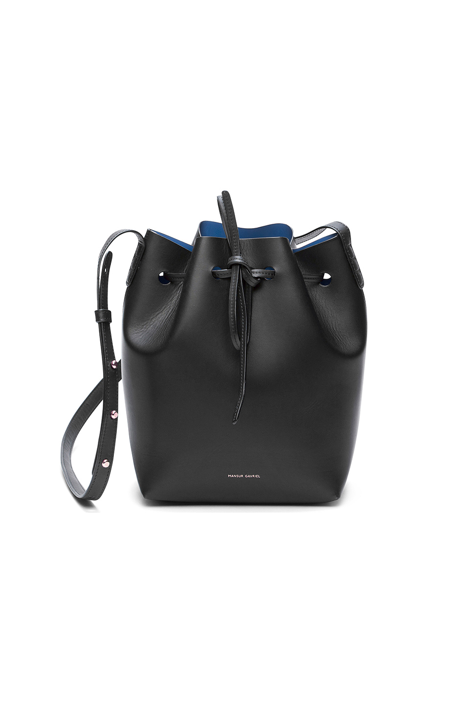 Mansur Gavriel Coated Mini Bucket Bag