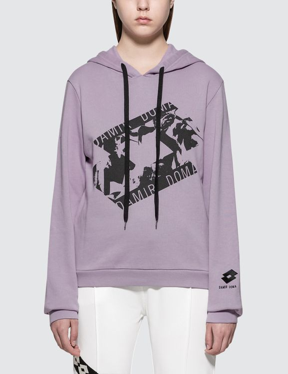Damir Doma x Lotto Welf Wll Hoodie