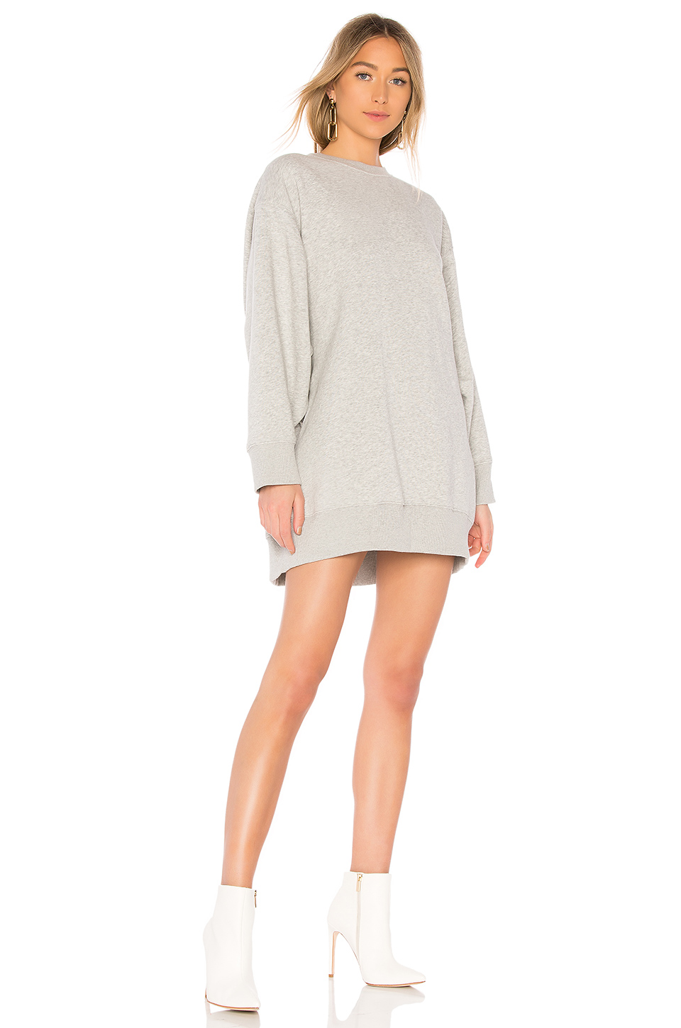 644c0349d79 ... Tommy Hilfiger TOMMY X GIGI Gigi Hadid Open Back LS Sweatshirt Dress ...