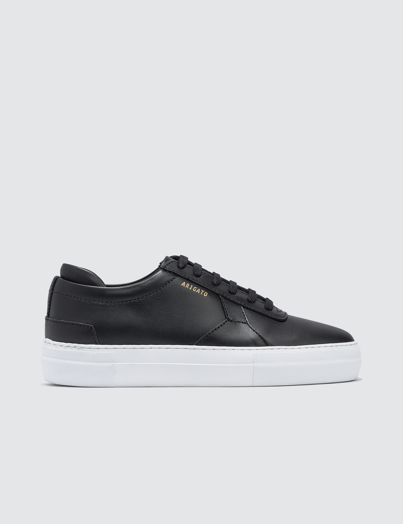 Axel Arigato Platform Leather Sneakers