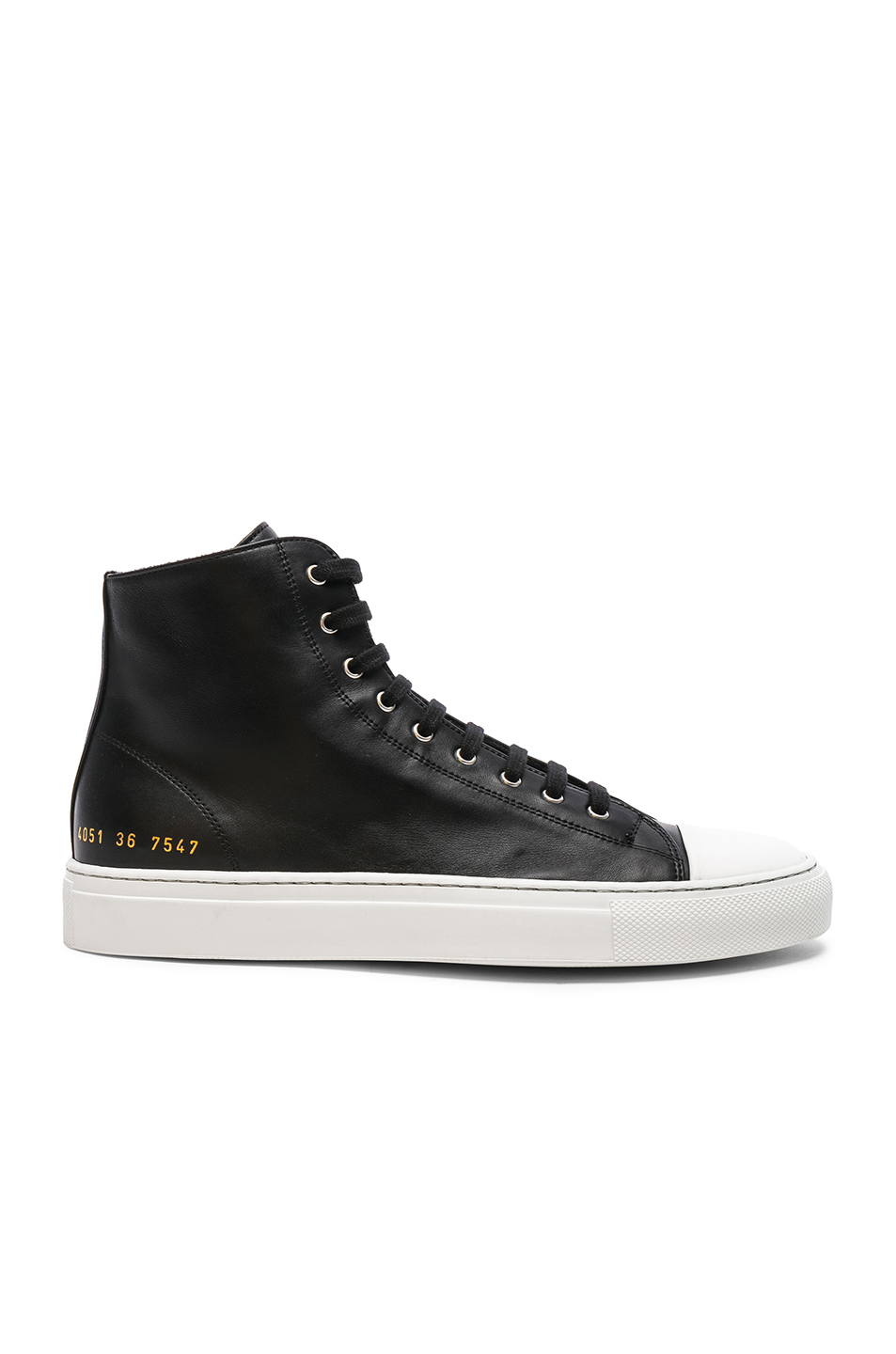 df5b39f1fe9 Buy Original Common Projects Leather High Tournament Cap Toe ...