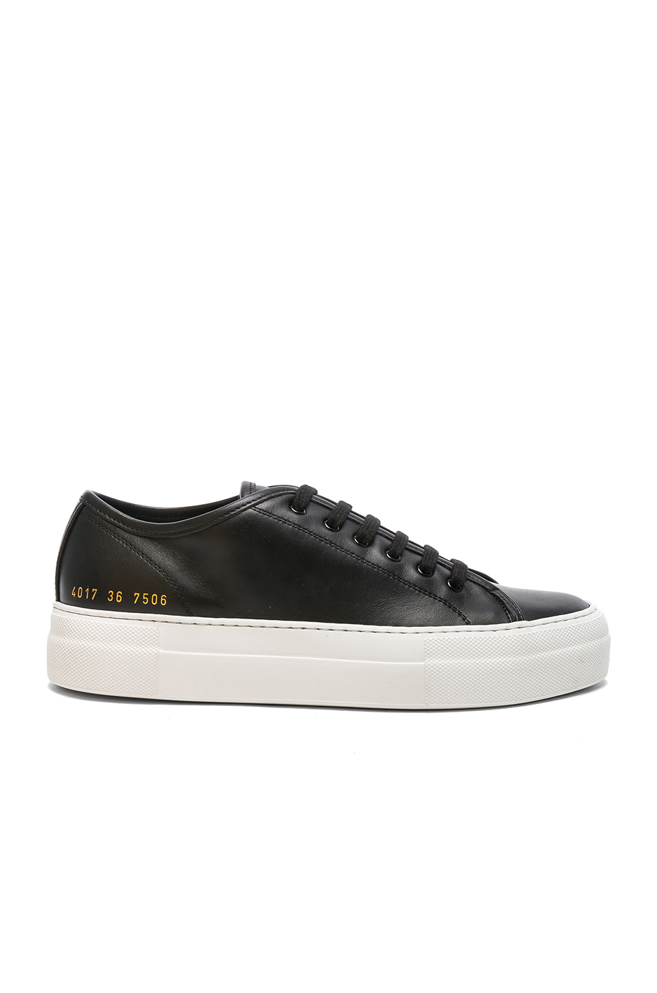 3a91deaab767 Buy Original Common Projects Leather Low Tournament Super Sneakers ...