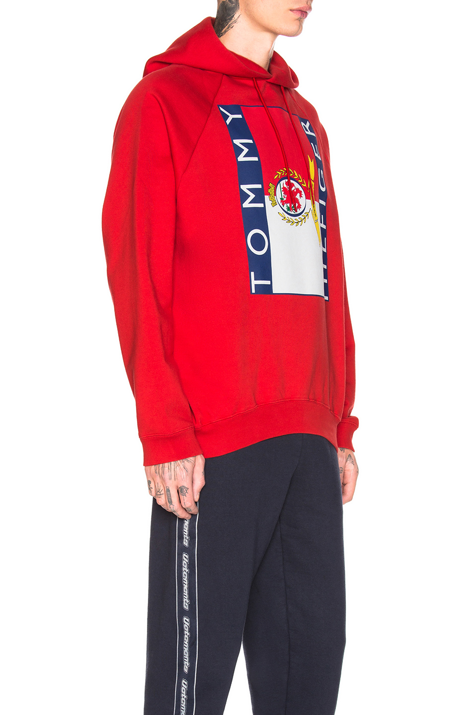 The Vetements x Tommy Hilfiger Collection Scheduled to Drop