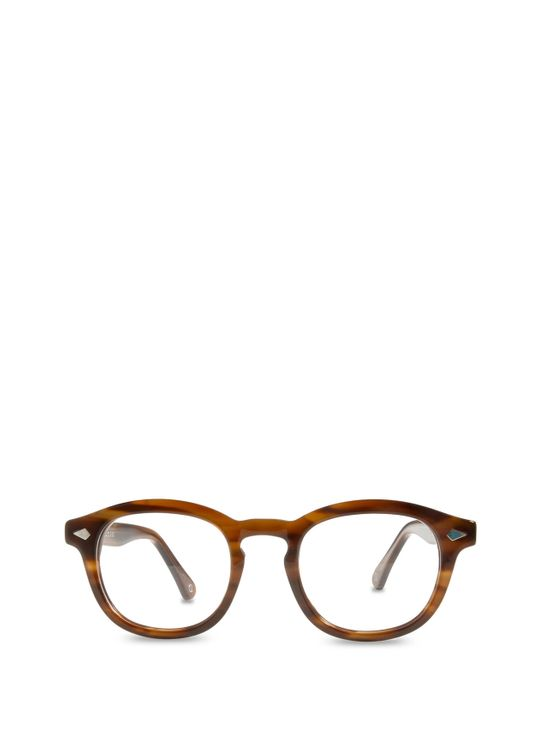 Bridges Eyewear Dawson Glasses Chestnut Brown - F BI DH V DAWSON C2