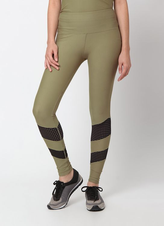 Cuca Active Olive Peninsula Legging