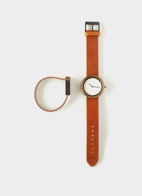 Lima Watch Brown Lima X NRMB Timeloop Set