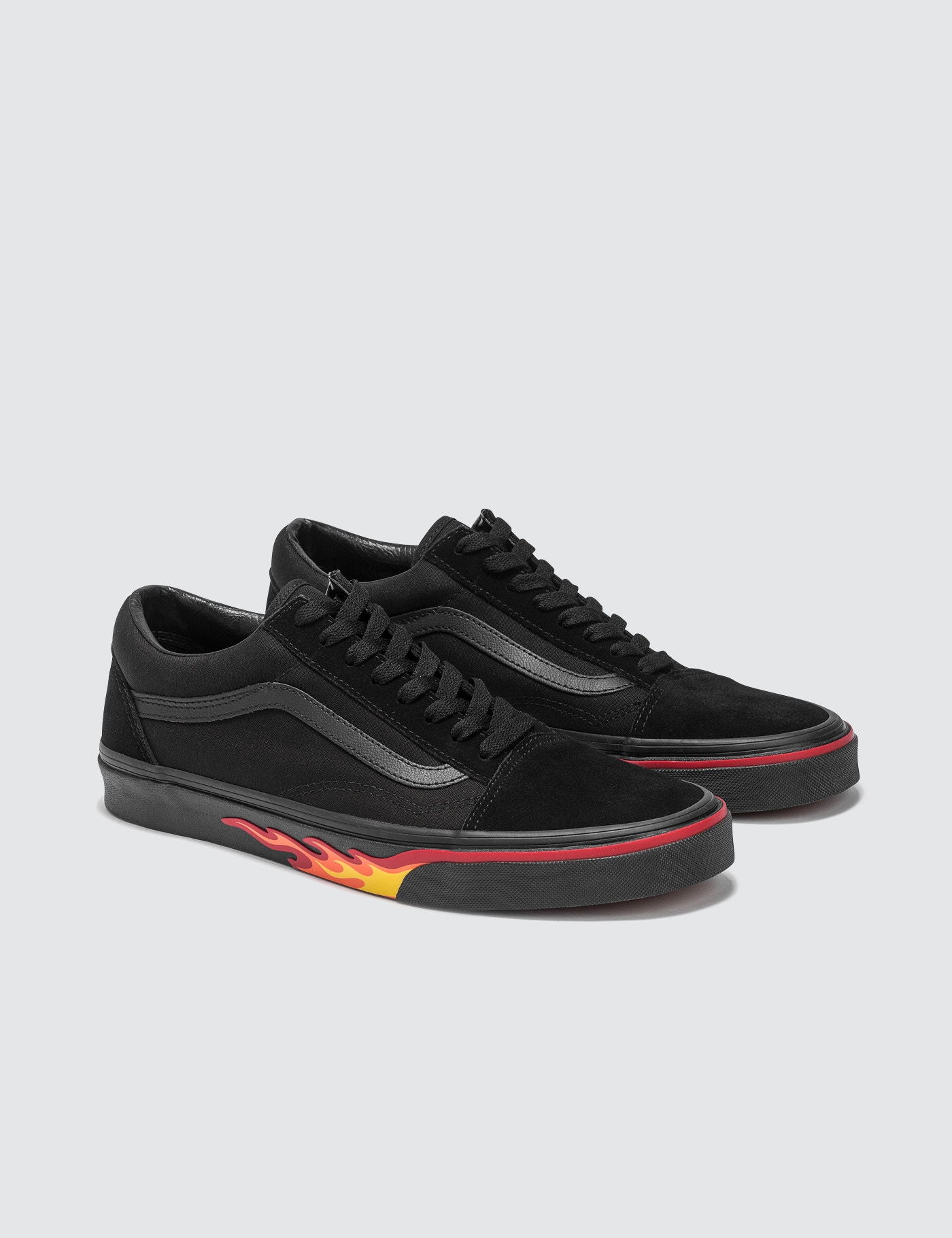 AU Old Skool (Flame Wall), Vans