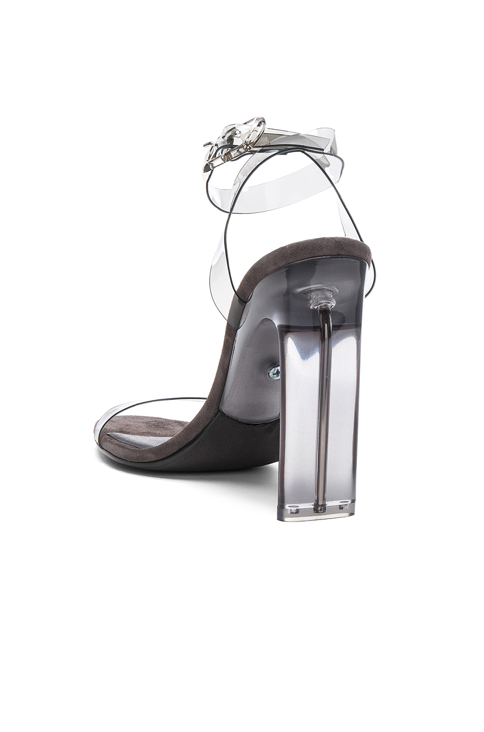 72ce7e632ab Buy Original YEEZY Season 6 PVC Sandals with Ankle Strap at ...