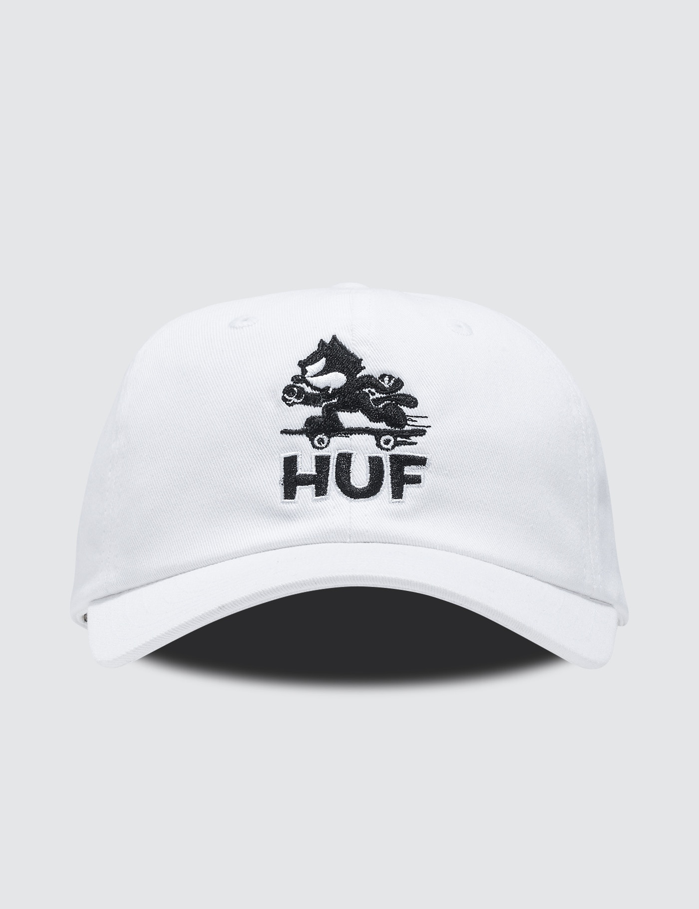 742ed618068 Buy Original HUF Felix Skate Curve Brim Cap at Indonesia
