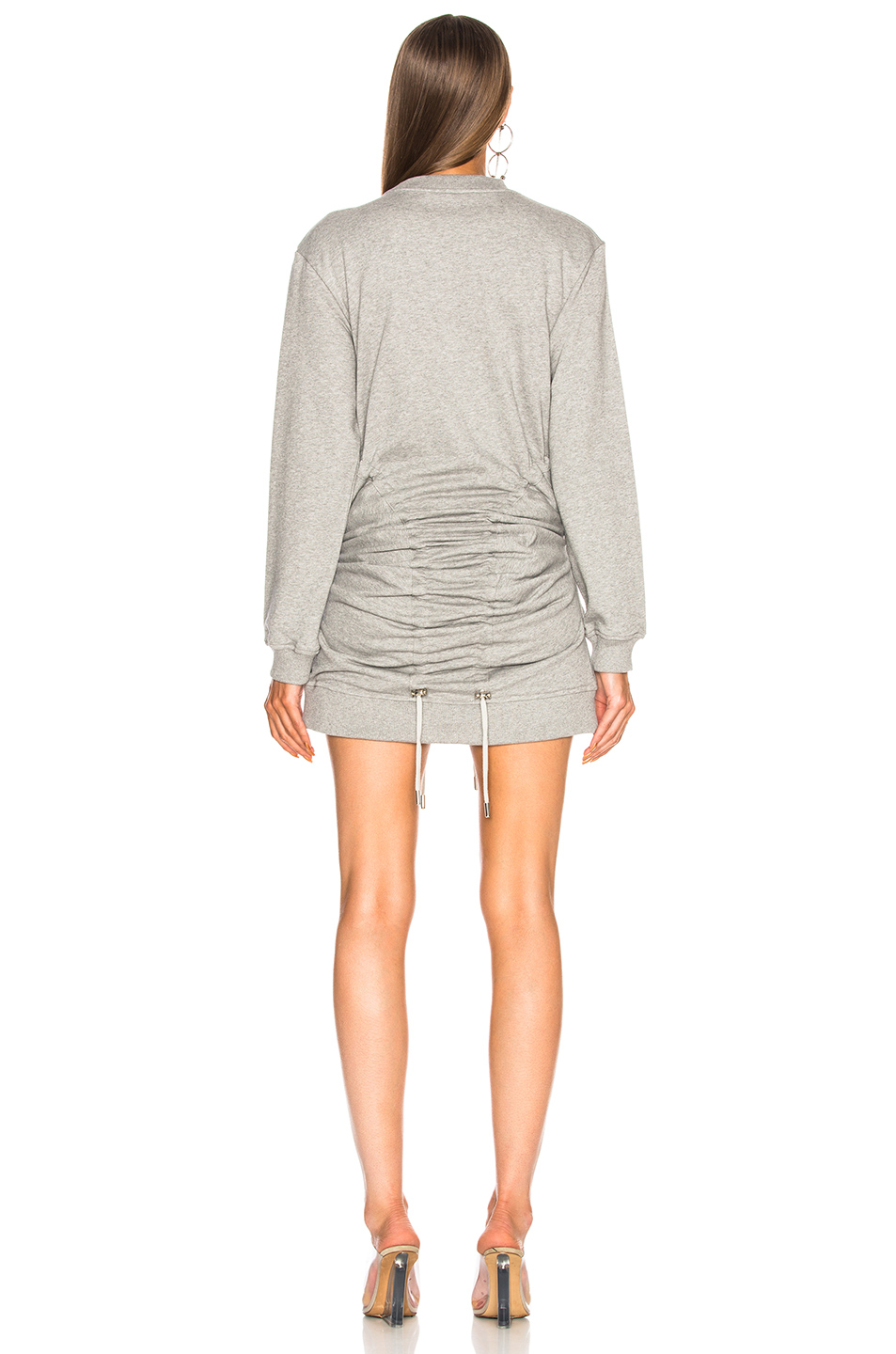 Y Project Corset Sweater Dress