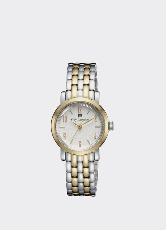Guy Laroche Silver & Gold LW1019-04 Watch