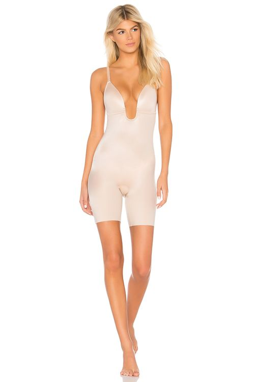 Spanx Suit Your Fancy Bodysuit