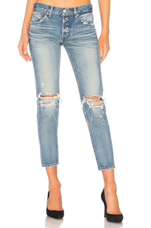 Moussy Latrobe Tapered Jean