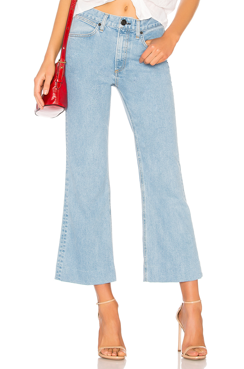 04e8ae2343886 Buy Original rag   bone JEAN Wide Leg Justine Trouser Jean at ...