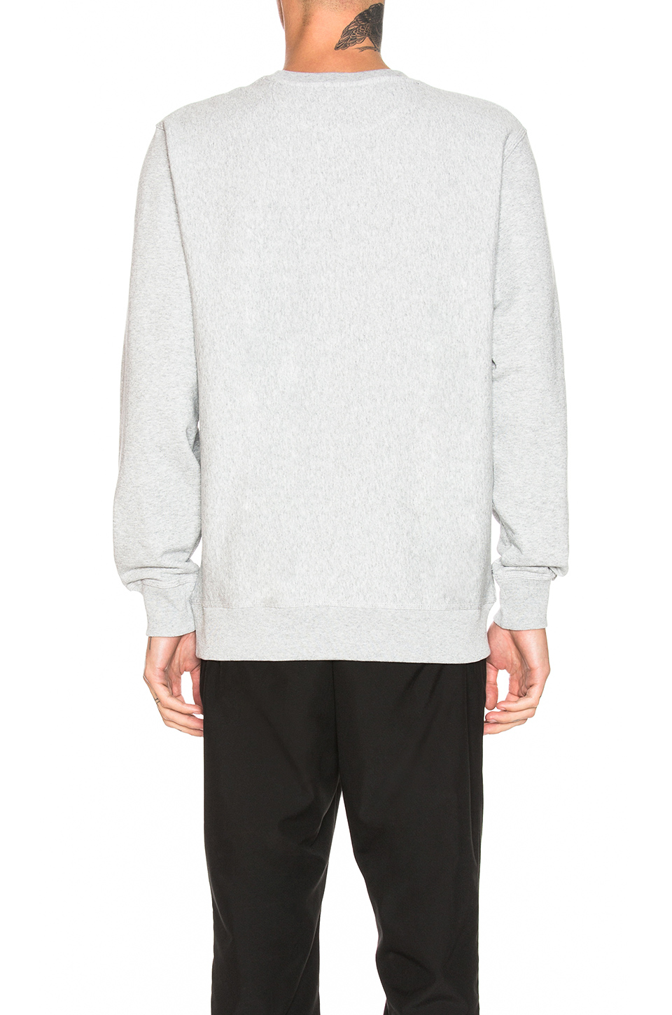 Stussy Stock Terry Crew