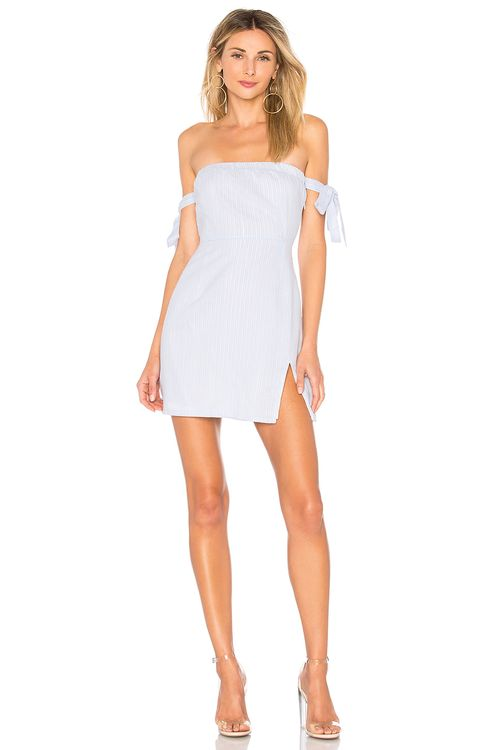 by the way. Athena Off Shoulder Dress