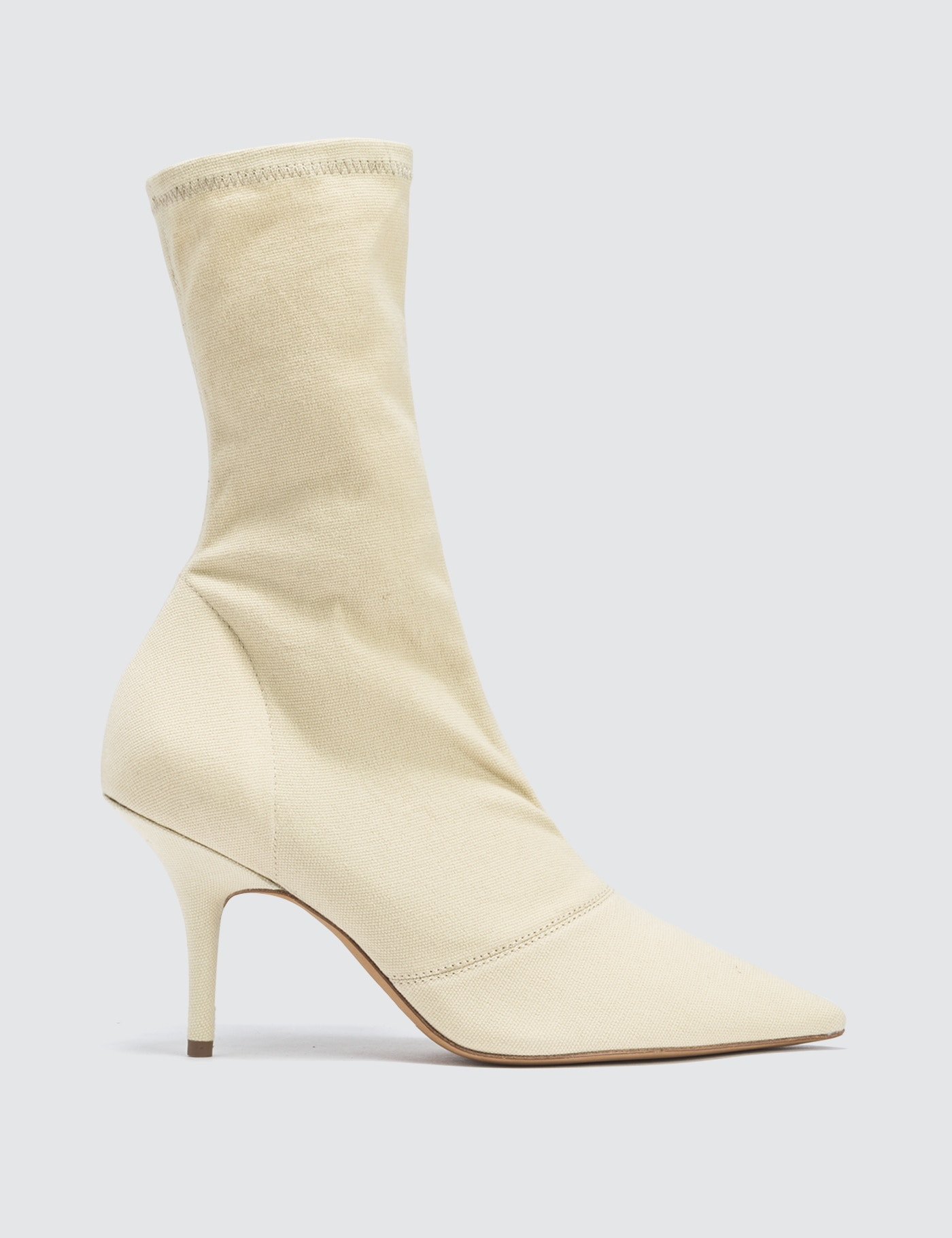 2d2d96a68 Buy Original Yeezy Season 6 Women s Ankle Boot In Stretch Canvas ...