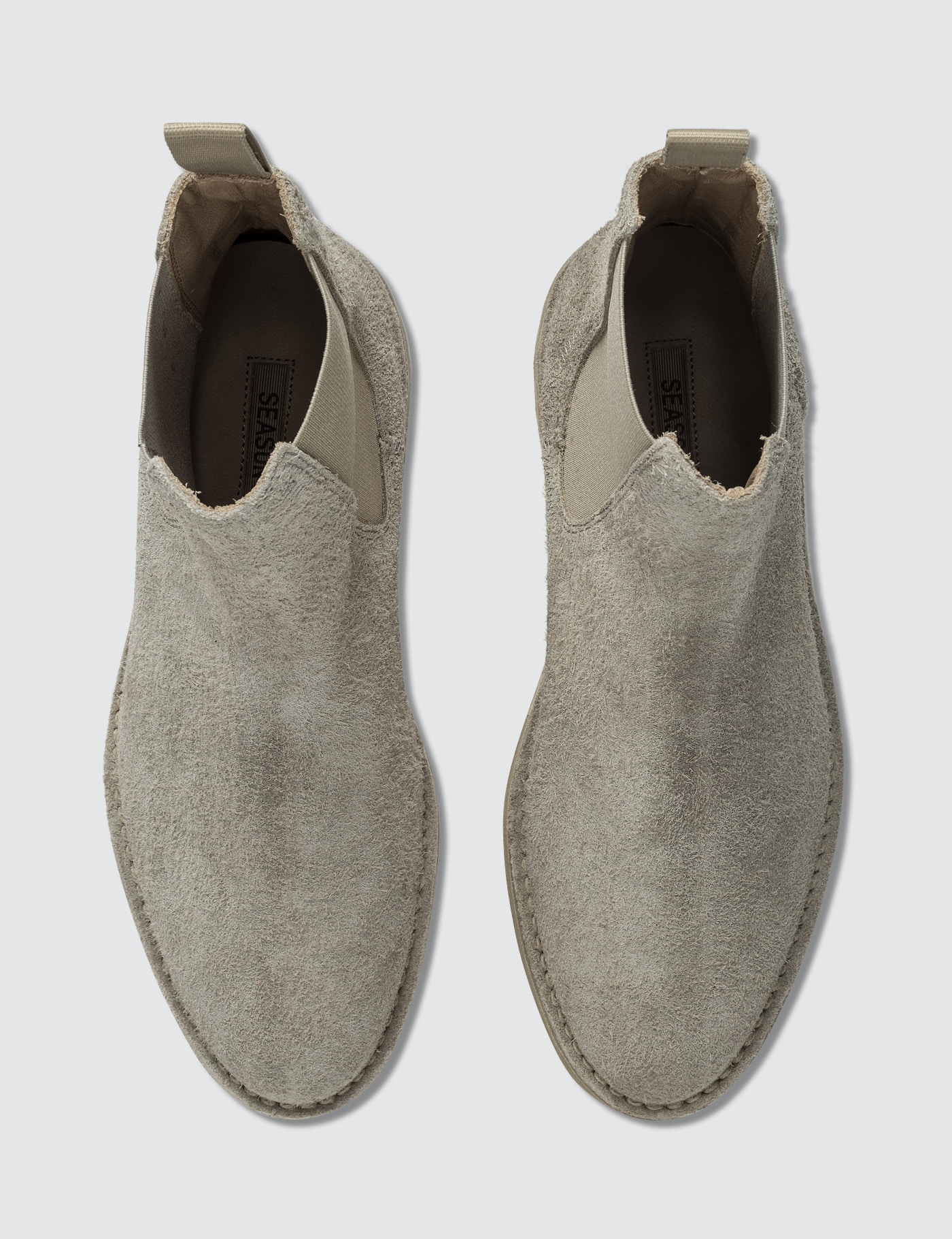 6c37f3cf332 Buy Original Yeezy Season 6 Chelsea Boot In Suede at Indonesia ...