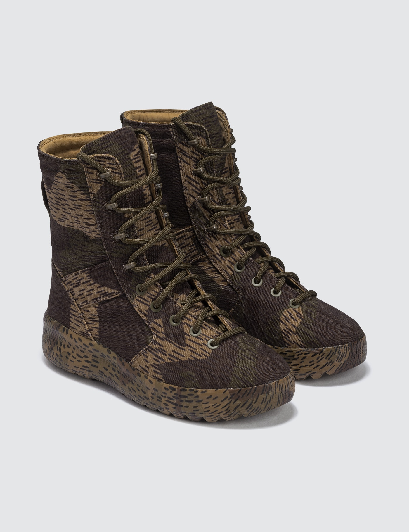 Buy Yeezy Season Military In Canvas At Boot Washed Original 6 QCshxtrd