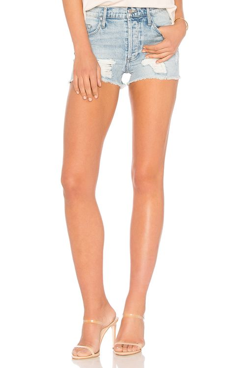 Black Orchid Poppy High Rise Short