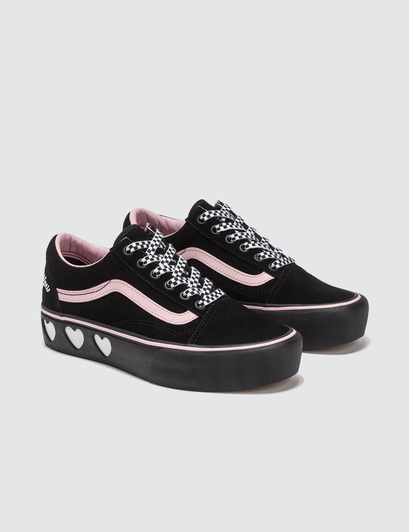 3543c9a86a3c Buy Original Vans Lazy Oaf x Old Skool Platform at Indonesia