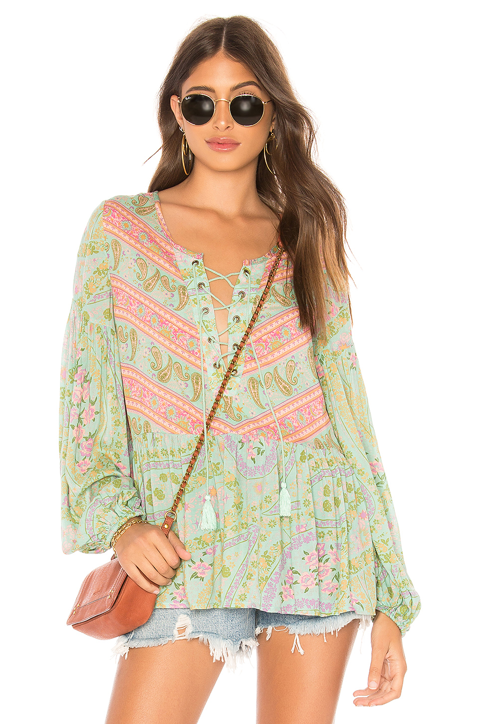 c824a676aef Buy Original Spell & The Gypsy Collective City Lights Blouse at ...