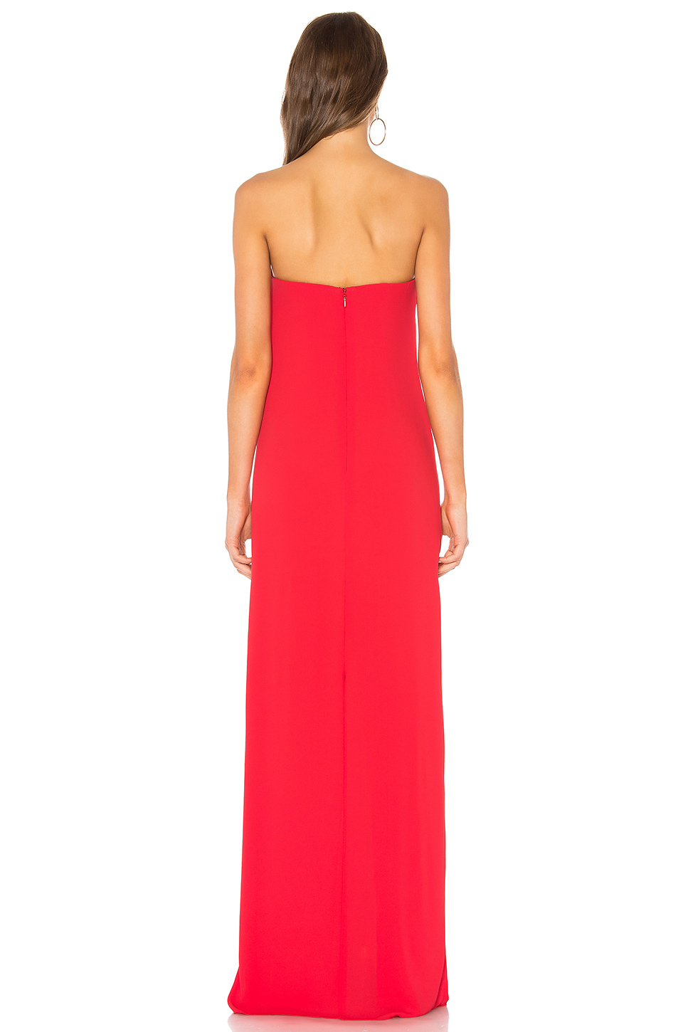 5af56a7b6700 Buy Original Halston Heritage Front Tie Detail Gown at Indonesia ...