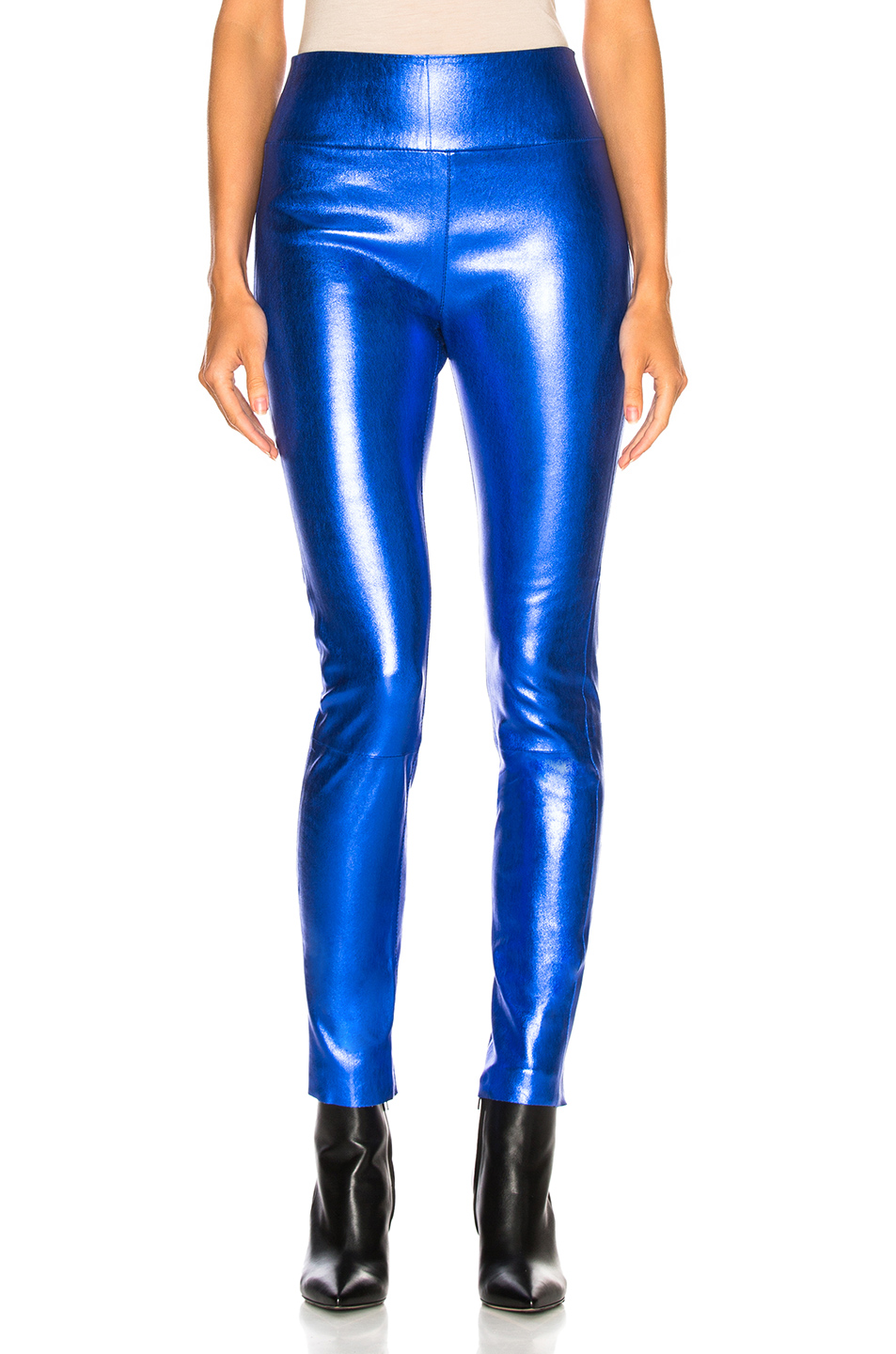 1e2885cd6 Buy Original SPRWMN High Waist Leather Ankle Legging at Indonesia ...