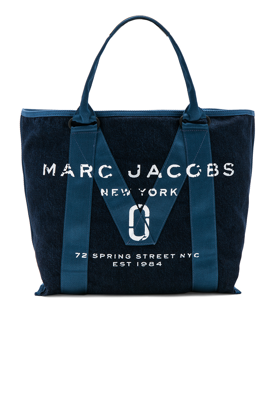 95ec042112 Buy Original Marc Jacobs New Logo Tote at Indonesia | BOBOBOBO