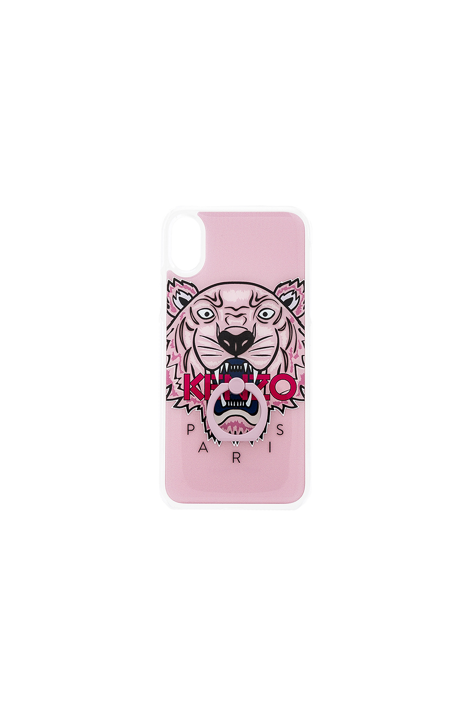 baa6402d97 Silicone with Ring iPhone X Case, Kenzo