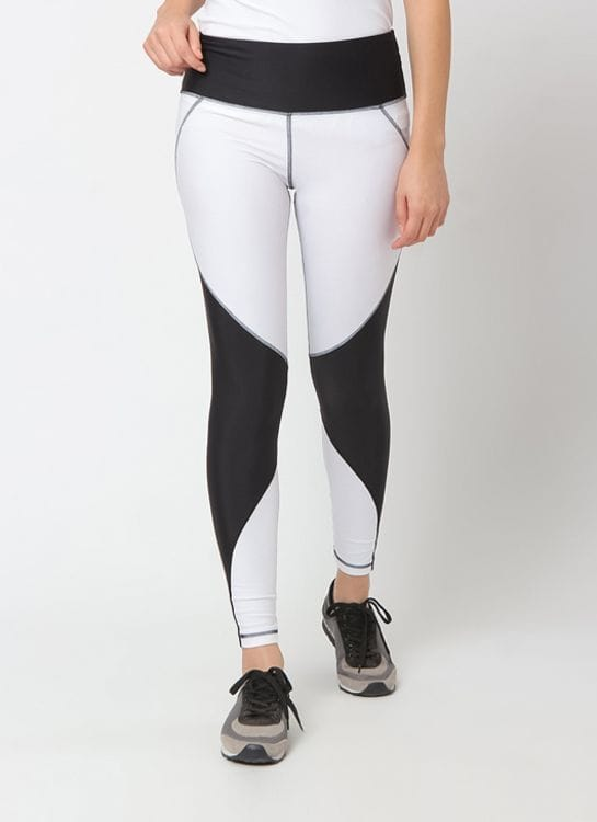 Cuca Active White London Legging