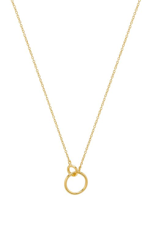 Gorjana Wilshire Charm Necklace