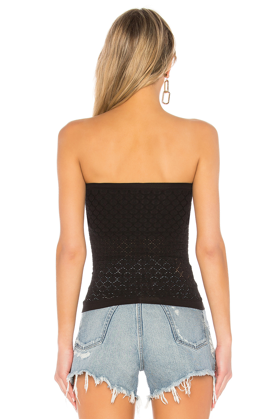 9107374a86e6 Buy Original Free People Diamond Textured Tube Top at Indonesia ...