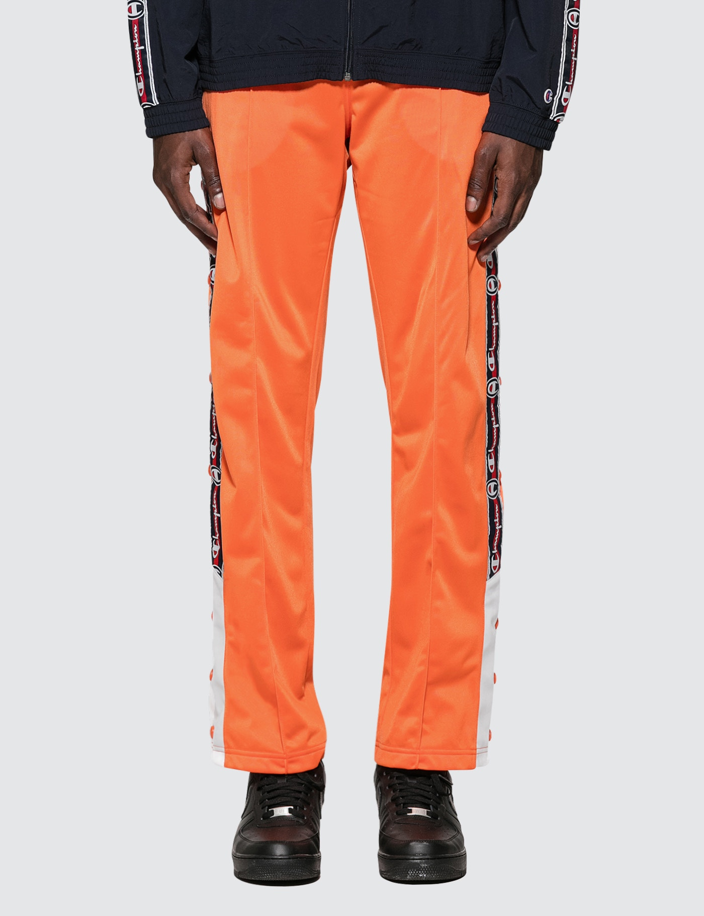 6076929cb65540 Jual Champion Reverse Weave Track Pants with Snap Buttons - 100 ...