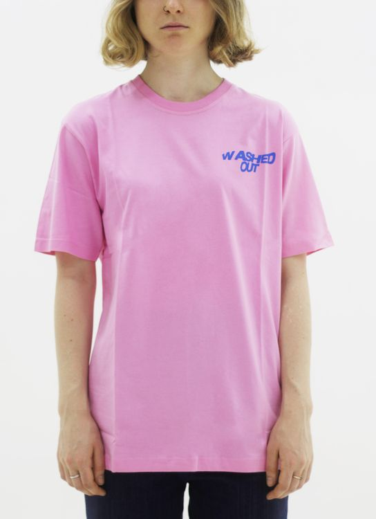 Naturalborn Pink Washed Out T-shirt