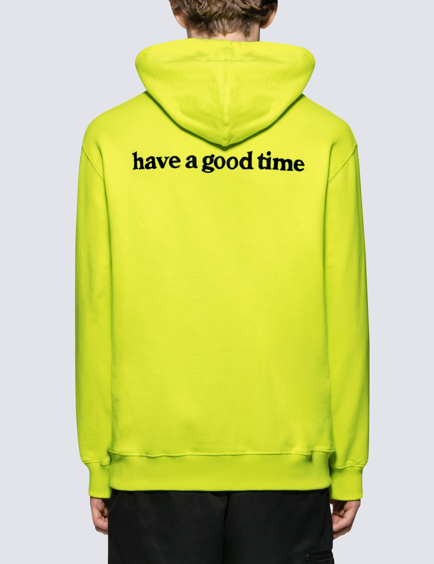 Why Its Good To Pull Over To Side Of >> Buy Original Have A Good Time Side Logo Pullover Hoodie At