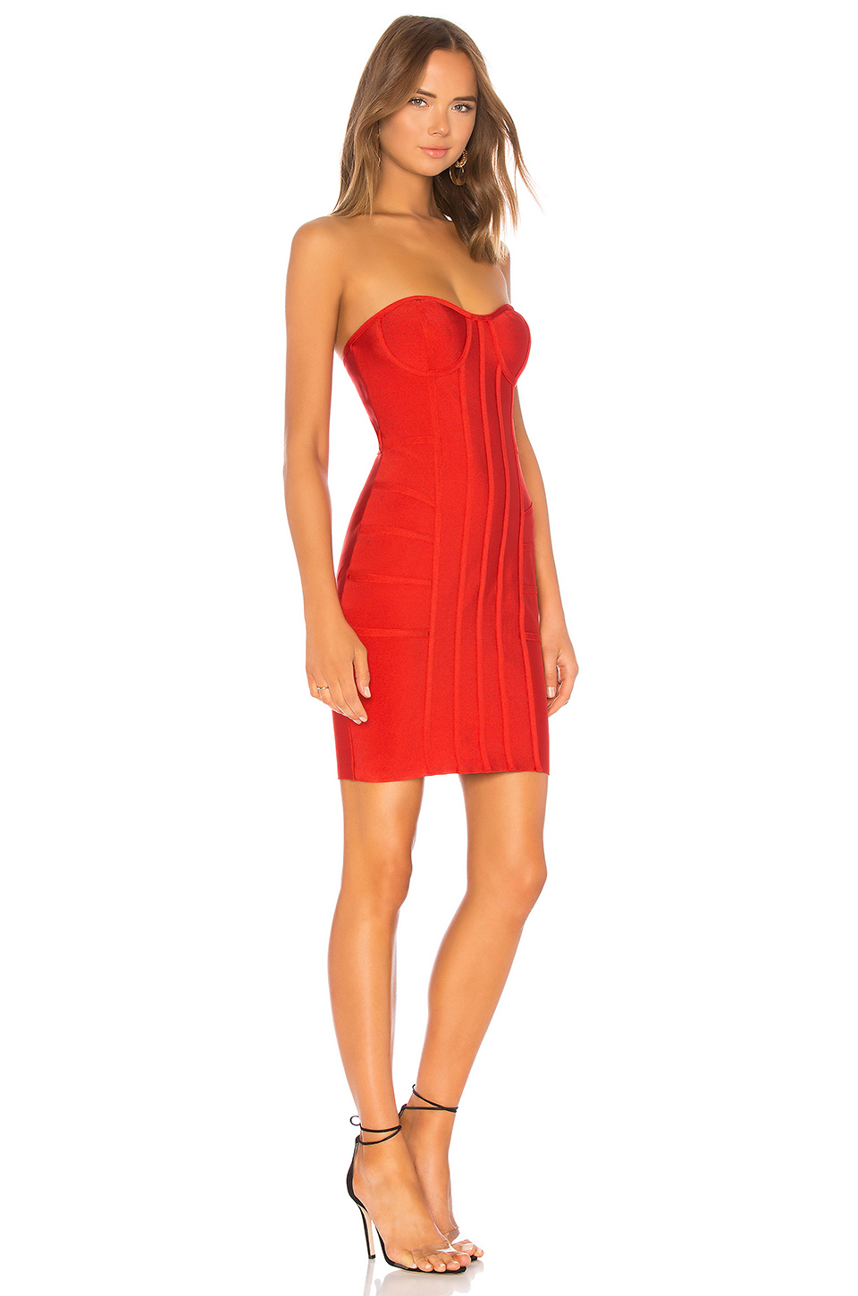 25531e901d1a Alina Strapless Bandage Dress; by the way. Alina Strapless Bandage Dress ...