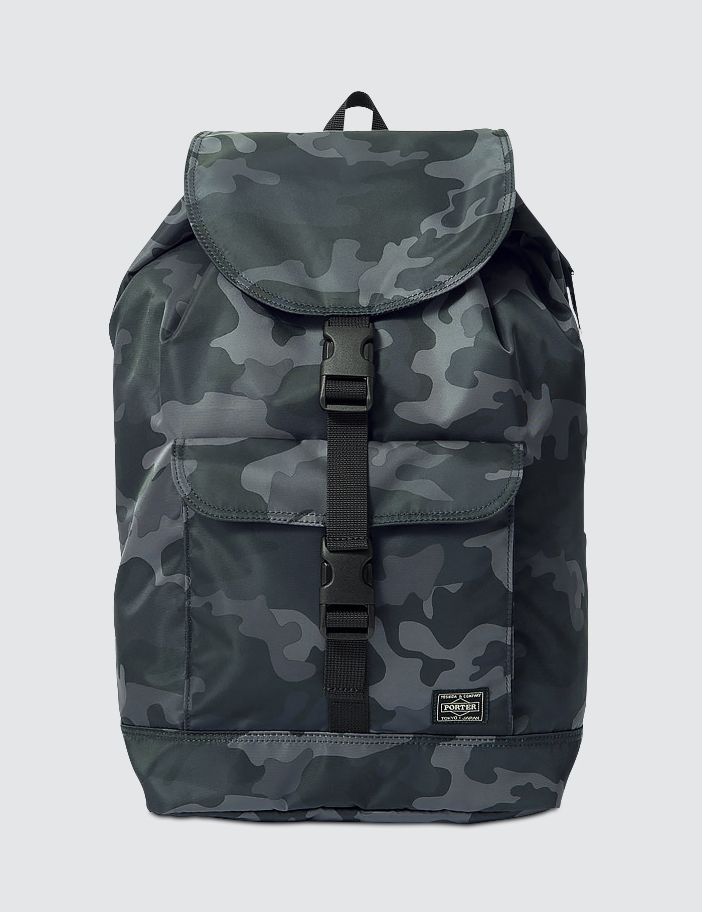 Head Porter Jungle Rucksack  Head Porter Jungle Rucksack ... 9178edb688ed6