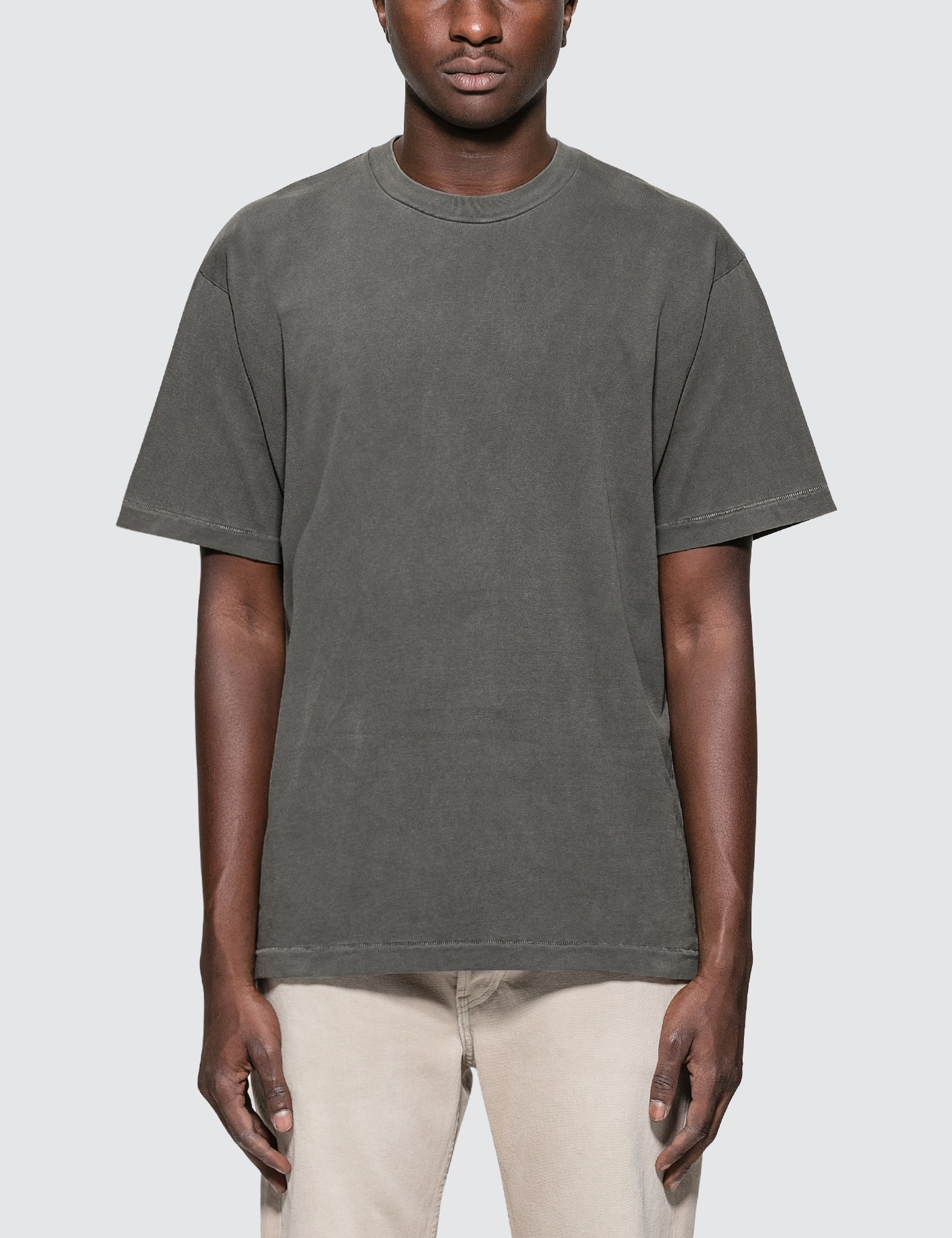 a210c98f7d5 Buy Original Yeezy Season 6 Classic S/S T-Shirt at Indonesia | BOBOBOBO