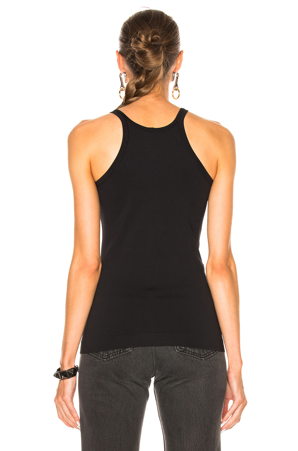 c481c1db237f3 Buy Original Helmut Lang Racer Front Tank Top at Indonesia