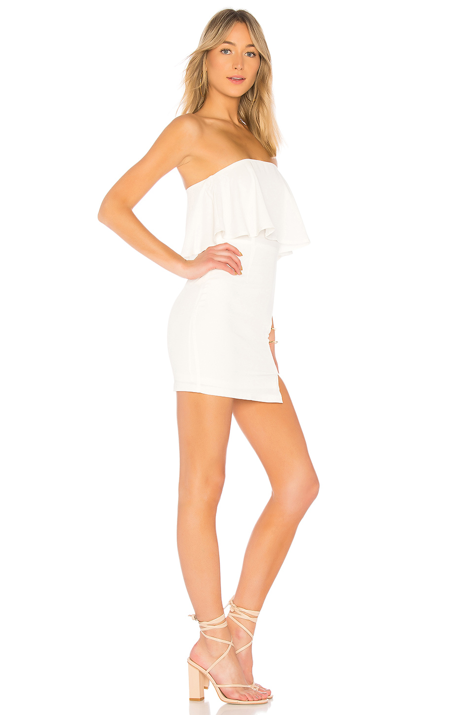 c5d4491d8c Catalina Ruffle Tube Mini Dress  by the way. Catalina Ruffle Tube Mini Dress  ...